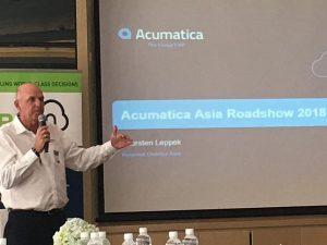 Acumatica 2018 R2 Roadshow Jakarta