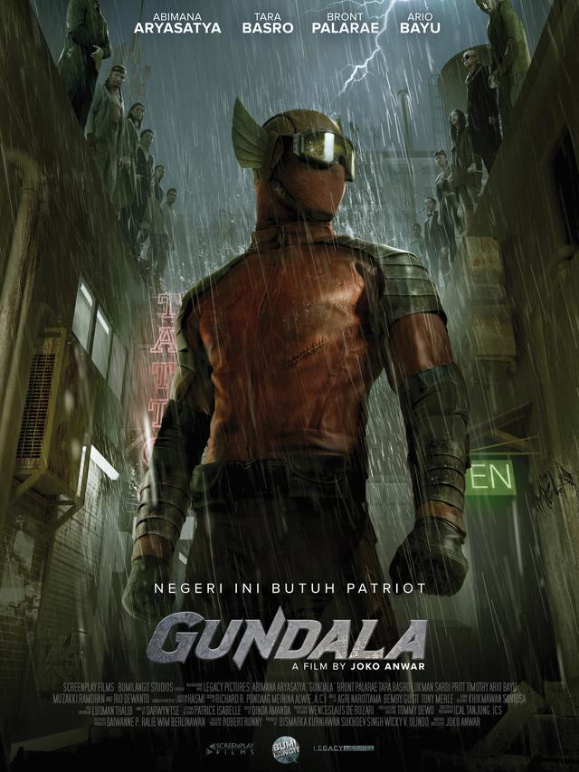 Analisa Bisnis Film Gundala